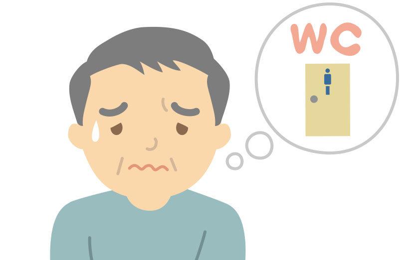 膀胱炎による過活動膀胱